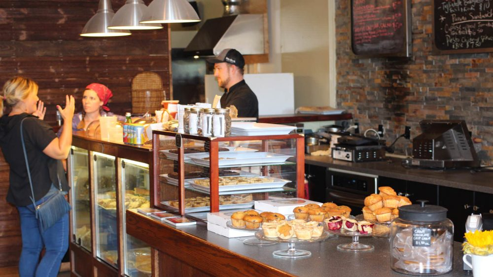 The Pasta Shoppe Bakery and Fine Foods